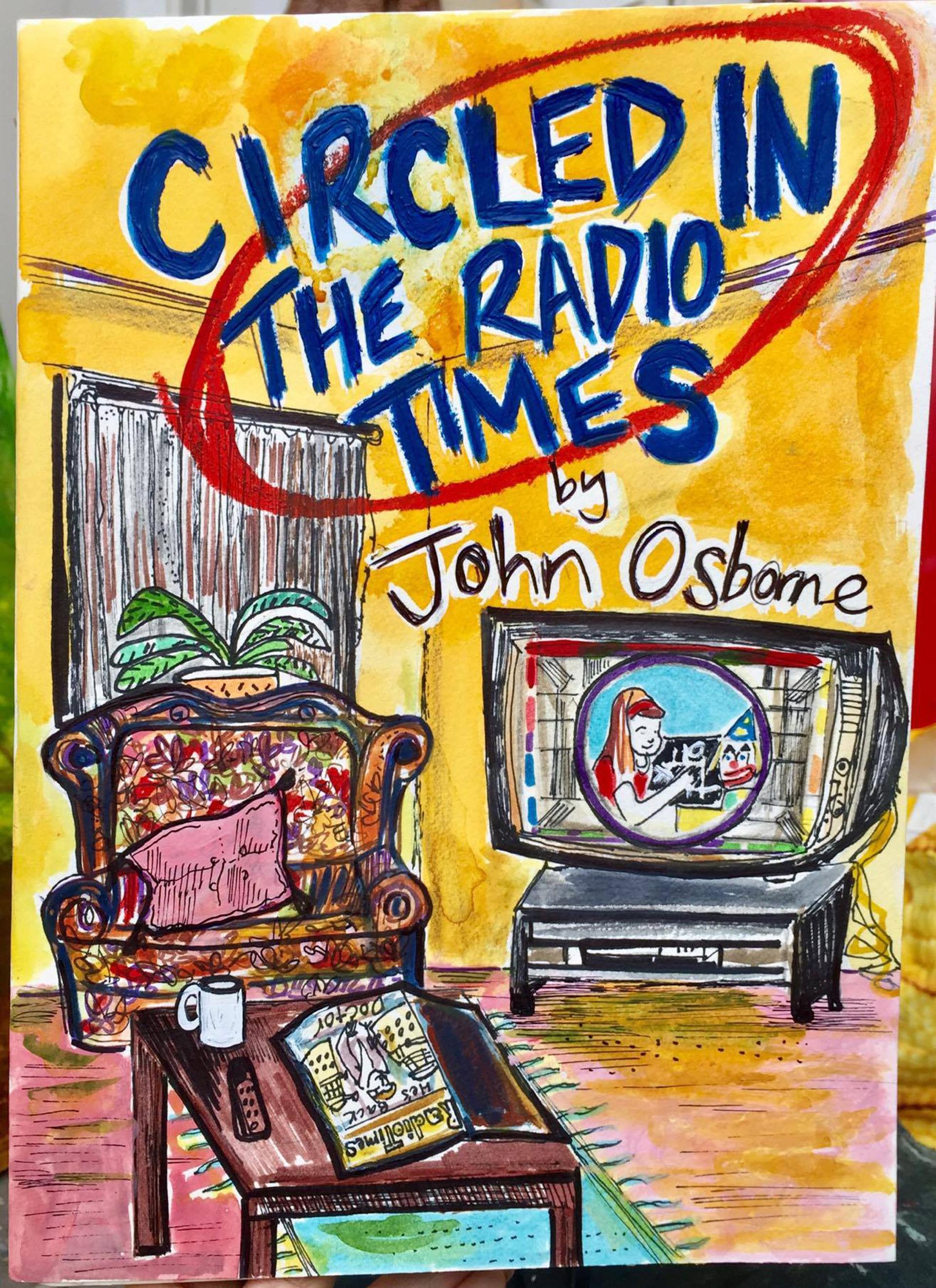 John Osborne: Circled In The Radio Times