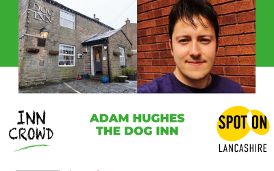 Adam Hughes at The Dog Inn