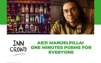 Arji Manuelpillai: One Minutes Poems for Everyone