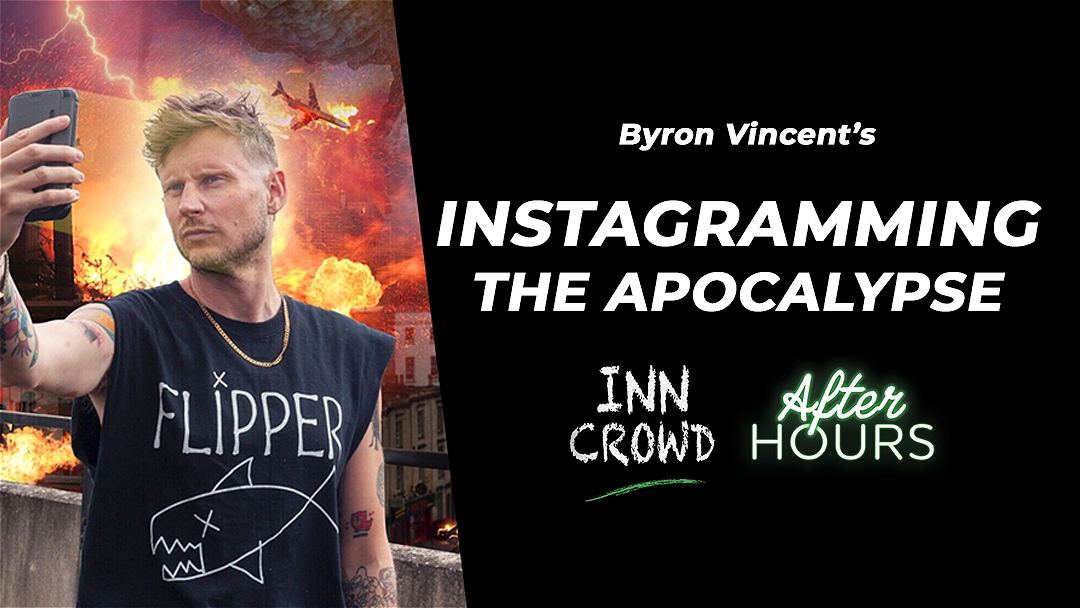 Byron Vincent's Instagramming the Apocalypse